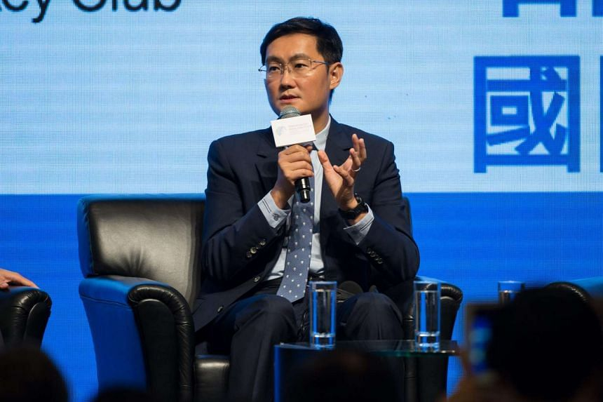 Chinese billionaire Pony Ma Huateng has said that his company Tencent will donate 2 per cent of its annual profit to charity.