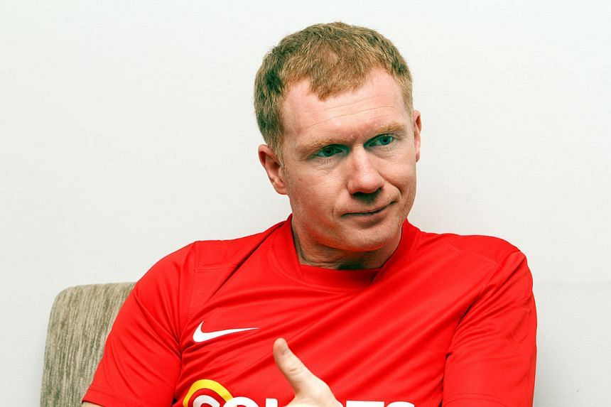Paul Scholes has joined the list of ex-internationals in the Battle Of Europe 2016 match between England and Germany Masters footballers at the National Stadium.