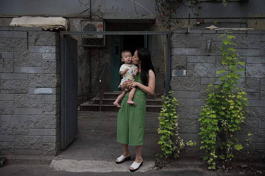 Beijing last year announced that it would relax family planning restrictions to allow all couples to have two children. The move came amid concerns that the strict policy was contributing to a shrinking workforce that would be unable to support a gre