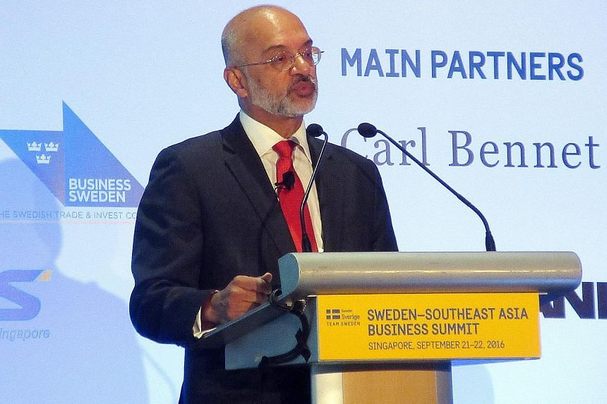 Mr Gupta, speaking at the Sweden-Southeast Asia Business Summit on Wednesday, said the digibank offering is targeted at young, tech-savvy Indonesians.