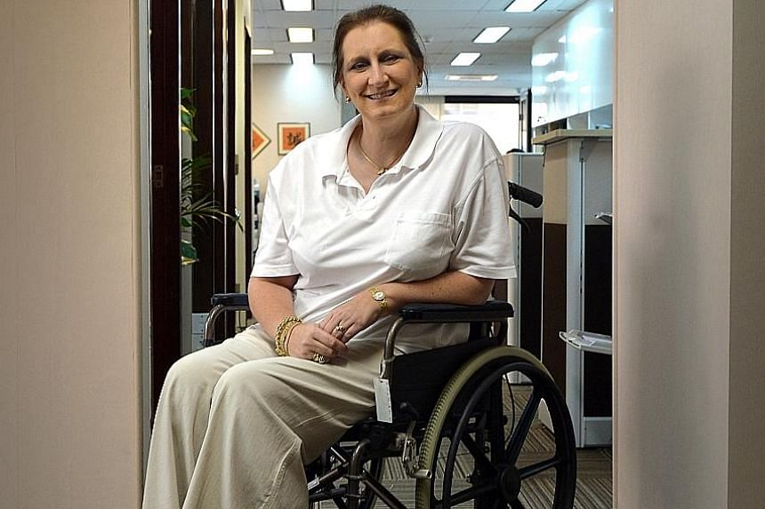 Mrs Mykytowych sued VIP Hotel for $4.82 million over injuries after she slipped on a puddle of water in the reception area in 2011. She has since recovered fully.