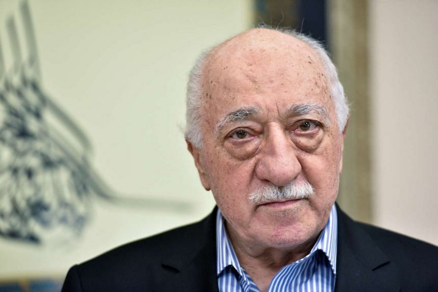"""US-based cleric Fethullah Gulen has urged Europe to intervene to prevent """"catastrophe"""" in Turkey."""