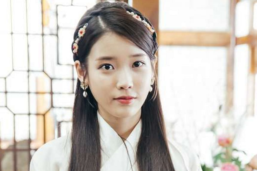 IU plays a modern woman who time-travels back to the Goryeo Dynasty in the South Korean remake of the hit Chinese drama Scarlet Heart.