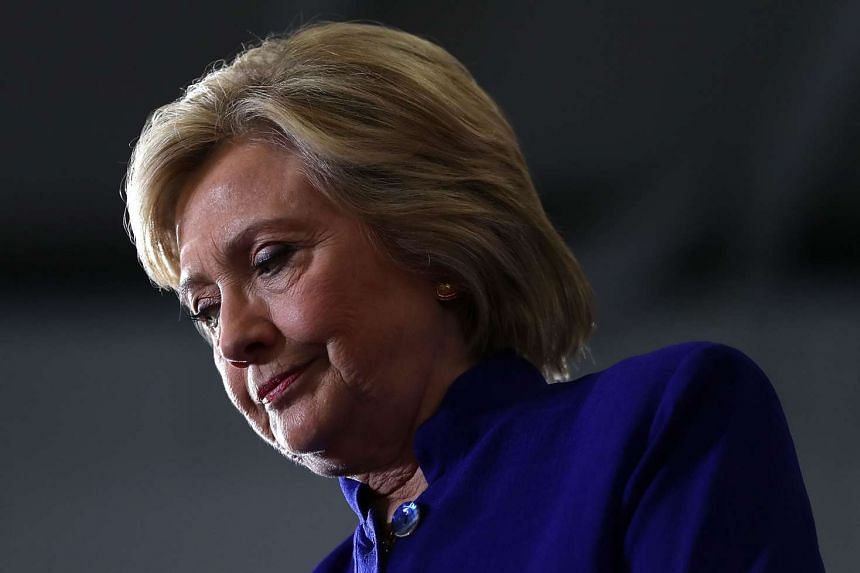 Democratic presidential nominee former Secretary of State Hillary Clinton speaking during a campaign event at Frontline Outreach and Youth Center on Sept 21, 2016, in Orlando, Florida.