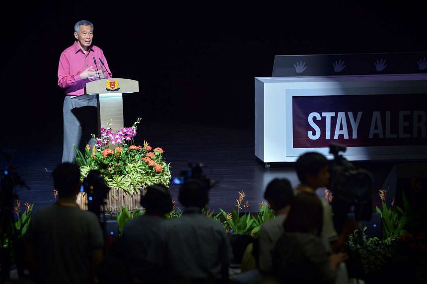 It is crucial that Singaporeans play their part to protect themselves and those around them, PM Lee Hsien Loong said.
