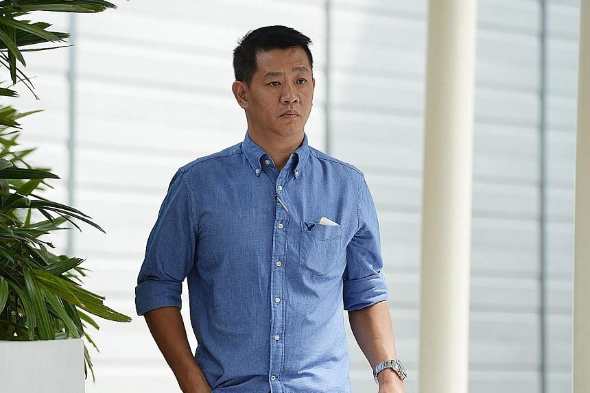Low Chong Kiat (above), owner of Prestige Grooming Academy, is the first person taken to court for abandoning animals under the Animals and Birds Act. He abandoned 18 dogs in various places in March, after the authorities said he could not keep 30 do