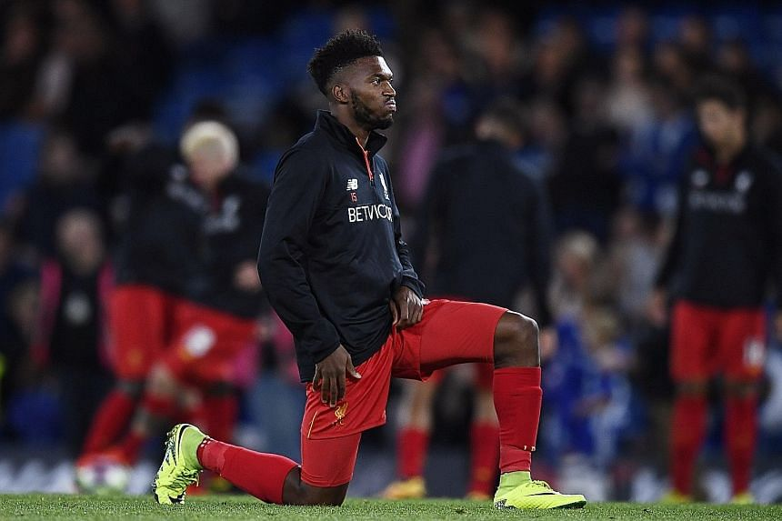 Liverpool striker Daniel Sturridge missed the match against Derby with an injury but will be hoping to play a part in the Hull game today.