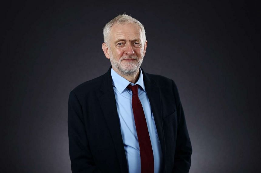 Mr Jeremy Corbyn was re-elected leader of Britain's opposition Labour Party on Saturday (Sept 24).