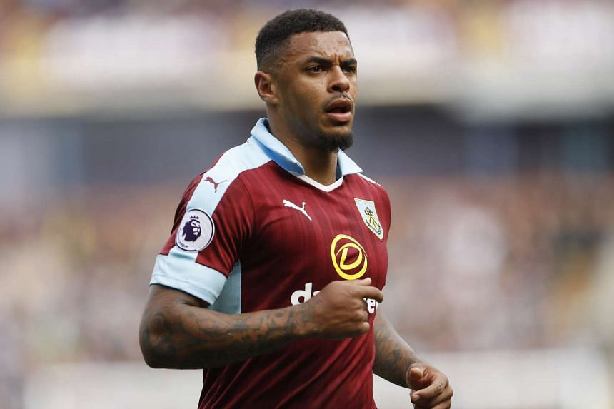 Burnley's Andre Gray published the tweets when he was a non-league player, but they resurfaced on social media.