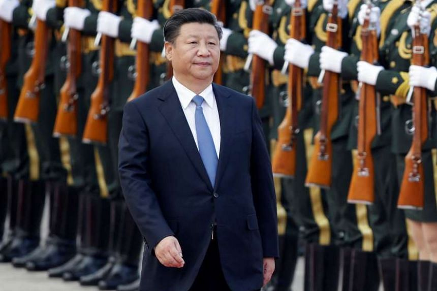 President Xi has been described as a cautious risk-taker.