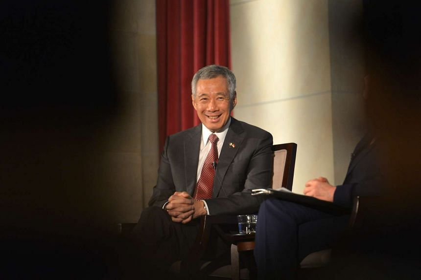 Prime Minister Lee Hsien Loong is set to make a four-day official visit to Tokyo starting Monday (Sept 26).
