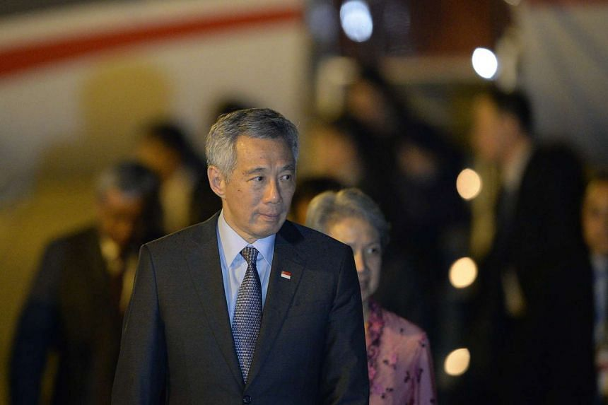 Prime Minister Lee Hsien Loong will start a four-day official visit to Tokyo today (Sept 26).