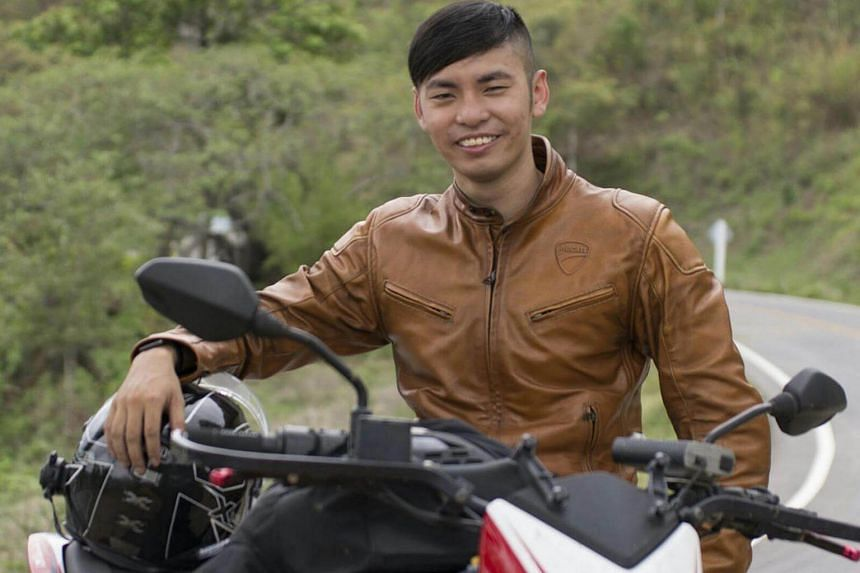 Wong Chee Wai was killed on Saturday (Sept 24) morning after his Ducati bike crashed into a road divider on Malaysia's North-South Expressway near Seremban.