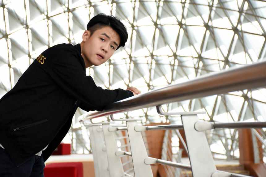 Singer-songwriter Gentle Bones has won two awards at this year's Composers and Authors Society of Singapore Awards.