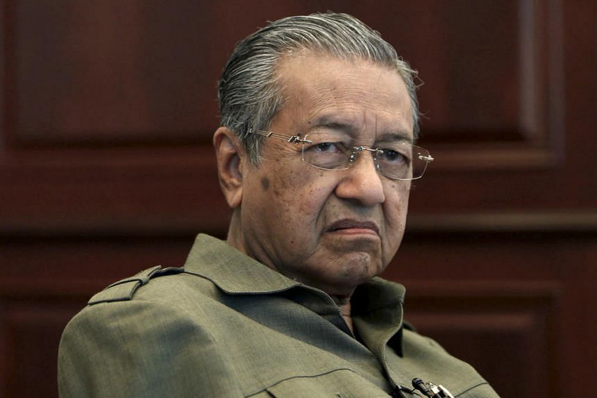 Former Malaysian premier Tun Dr Mahathir Mohamad got his wish but he did not get his way when he met the Yang di-Pertuan Agong to hand over his Citizens' Declaration.