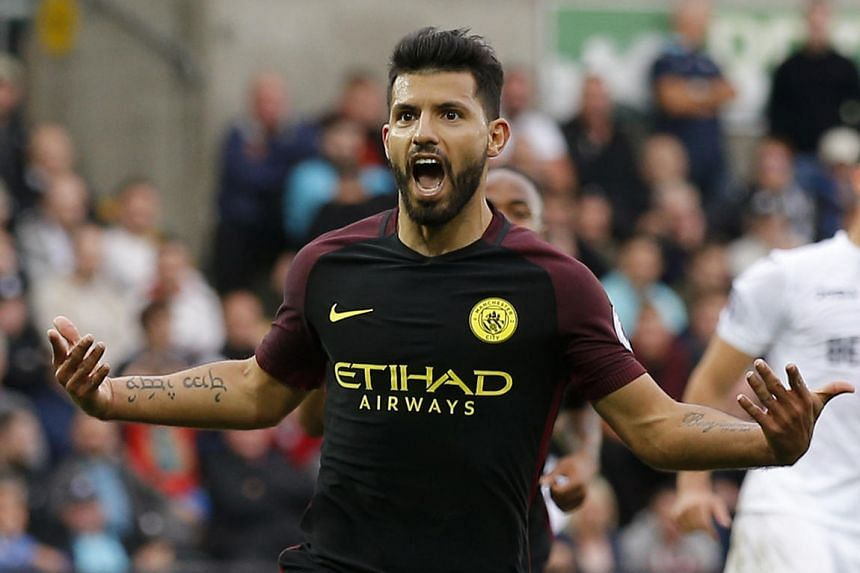 Manchester City manager Pep Guardiola has vowed to make Sergio Aguero an even better player.