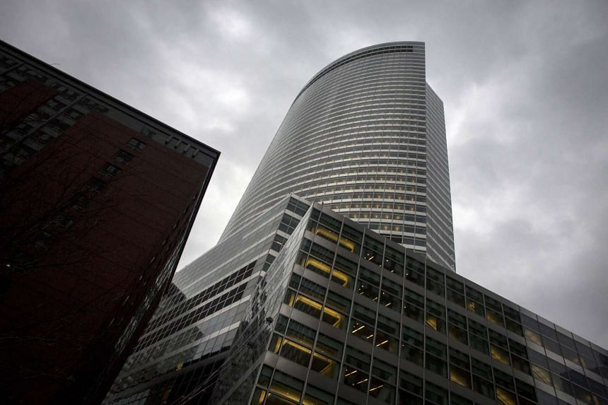 Goldman Sachs Group Inc. headquarters in New York, US. Like Tudor, it is also cutting jobs in Singapore.