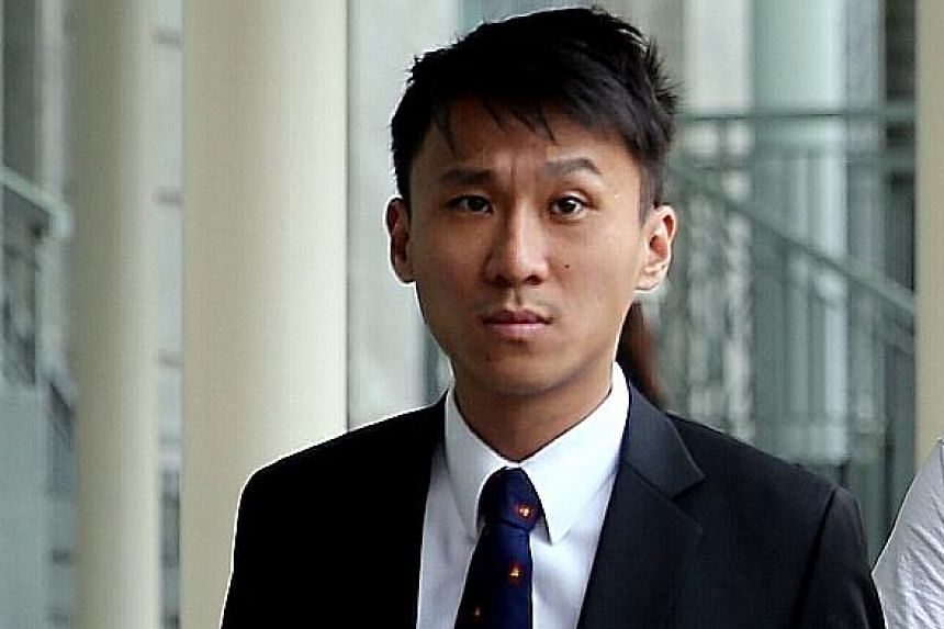 Mr Choo, who has been involved in cases such as teenager Benjamin Lim's death, received the International Bar Association's Outstanding Young Lawyer of the Year Award.