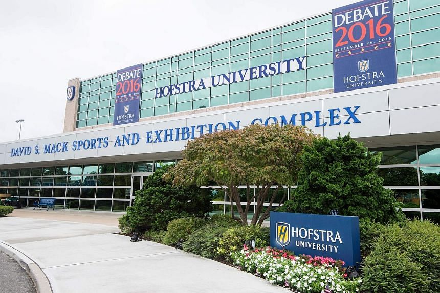 The first debate will be held at Hofstra University. Campaigns often engage in psychological warfare when picking guests.