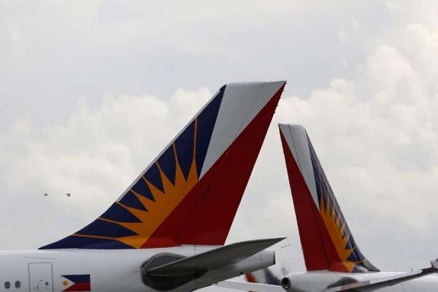 A Philippine Airlines flight to Japan was forced to turn back just minutes after taking off on Monday (Sept 26).