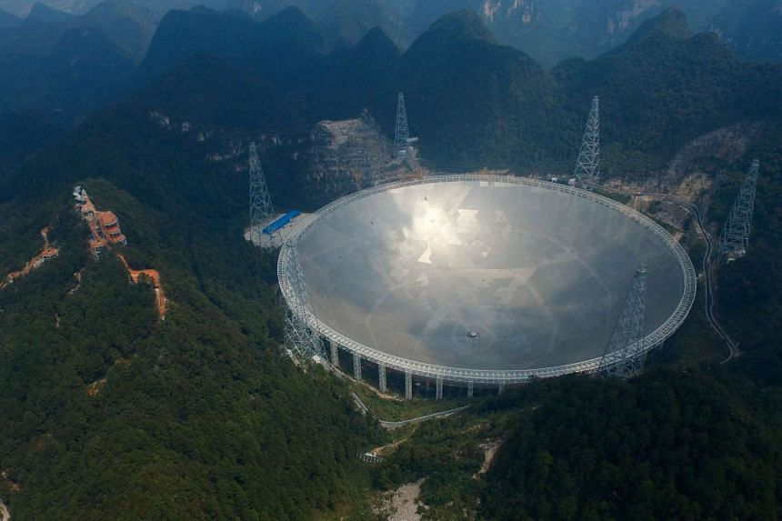Hoping to spur new discoveries, China has invited astronomers from around the world to use the facility. Nicknamed Eye of Heaven, the highly sensitive telescope could contribute significantly to global research efforts.