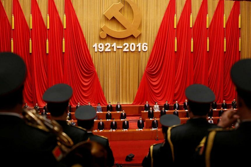 China's Communist Party will be holding a plenary session from Oct 24 to Oct 27.