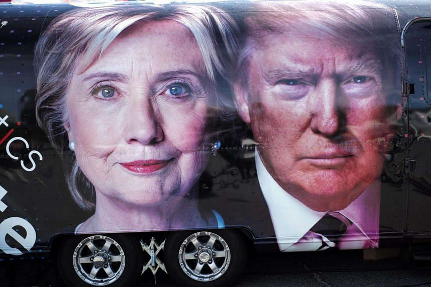 Uncertainty gripped Asian markets on Tuesday (Sept 27) as investors braced for a potentially pivotal US presidential debate by shunning stocks.
