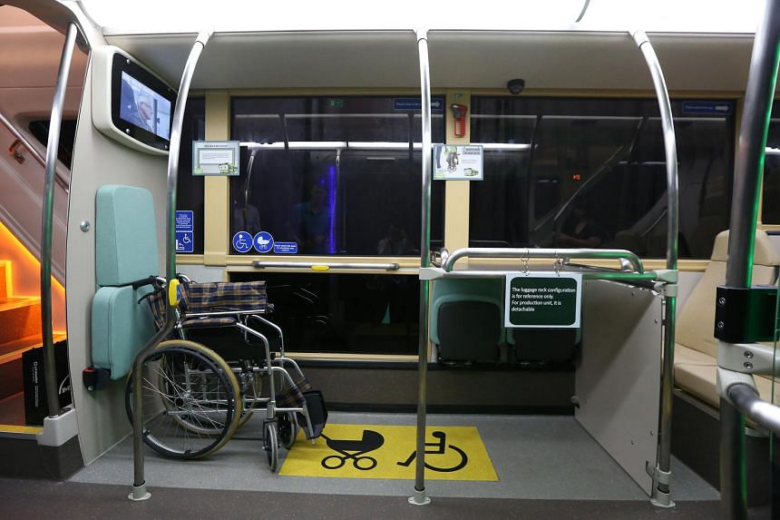 LTA announced yesterday that it would roll out several initiatives that will make travelling by buses and trains less of a hassle for those who are less than able-bodied.
