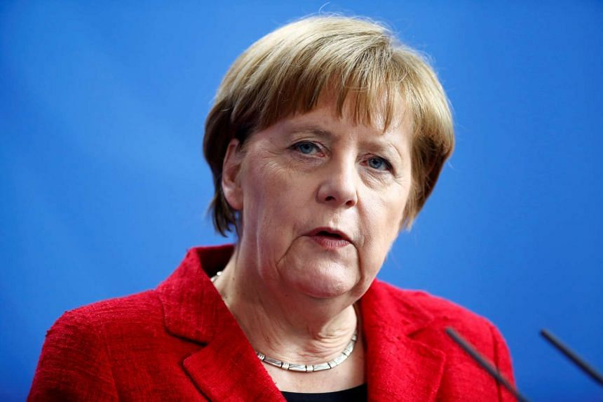 German chancellor Angela Merkel says she would like migrant deals with African states like the EU-Turkey pact.