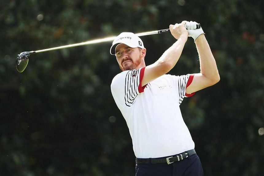 Jimmy Walker (pictured) is looking to Arnold Palmer's impact to help the US cause this week at Hazeltine.