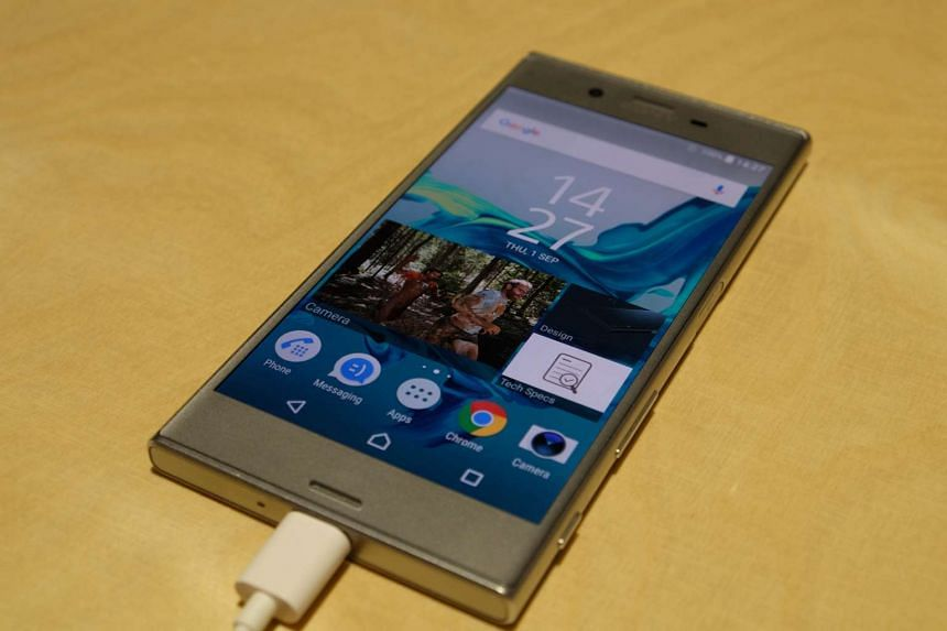 The Sony Xperia XZ will be released in Singapore on Oct 15.