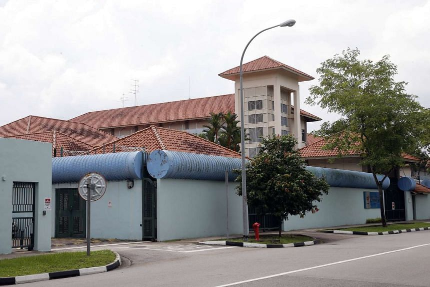 The Singapore Boys' Home and Singapore Boys' Hostel in Jurong West Street 24.