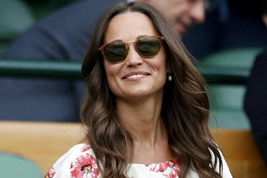 A British court has barred the publication of photographs allegedly stolen from the online account of Pippa Middleton.