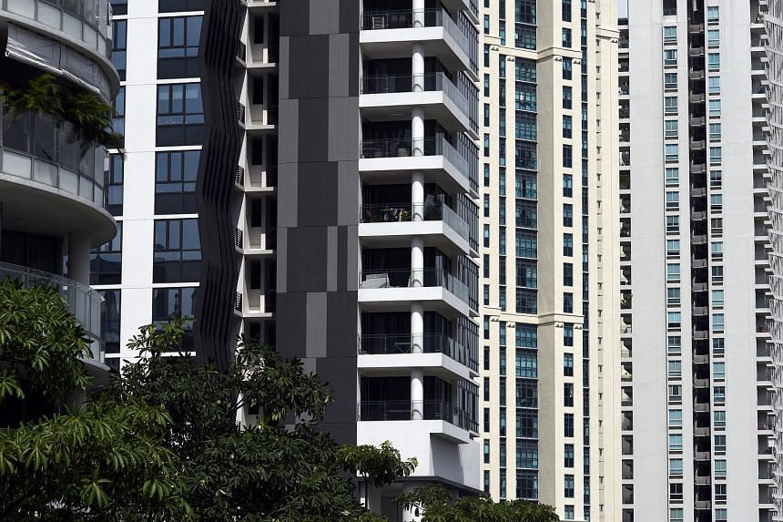 An NUS study has revealed that prices of condominiums and private apartments dropped 0.6 per cent in August from the previous month.