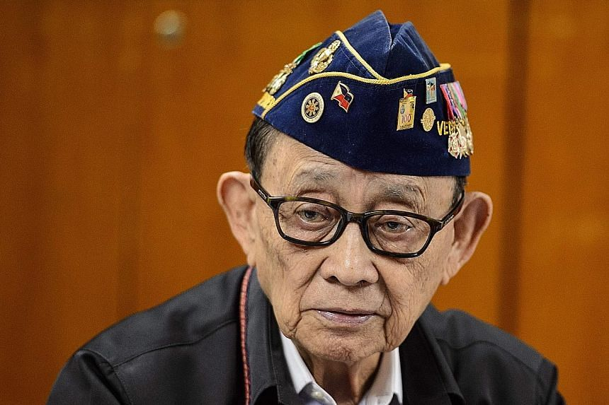 Mr Ramos is trying to mend Philippine-China relations, frayed by years of tense diplomacy.