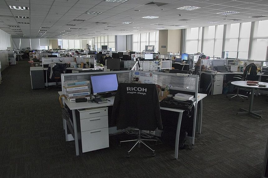 In addition to switching off its office's lights during lunch to conserve energy, Ricoh Asia Pacific has several ecologically friendly practices, winning it this year's President's Award for the Environment.