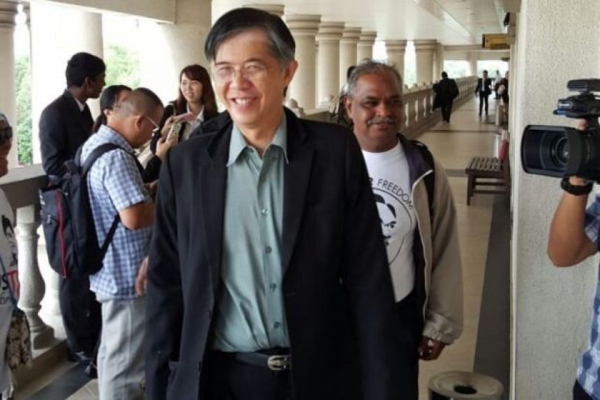 Malaysian opposition MP Tian Chua was jailed three months for sedition.