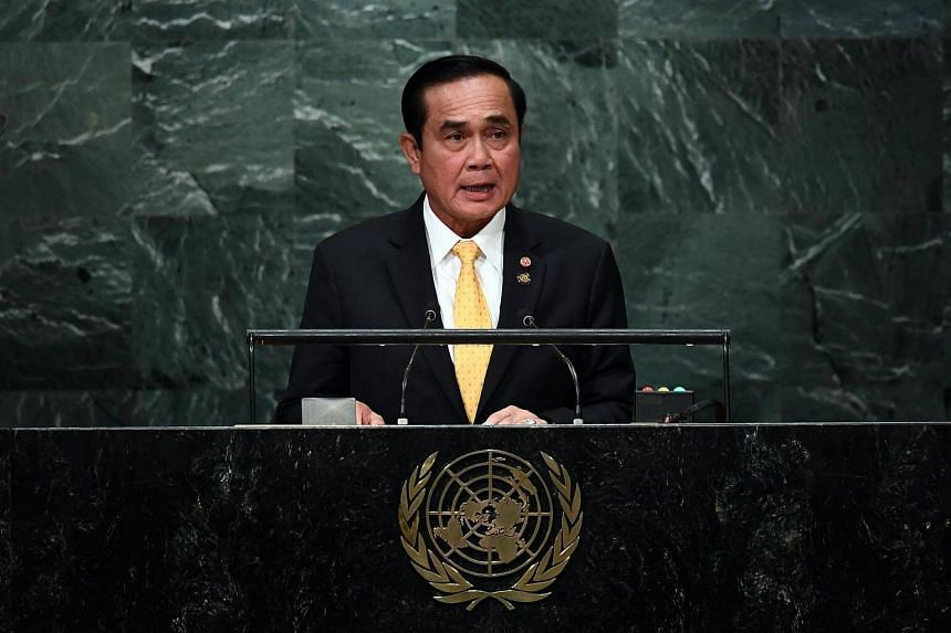 Junta chief Prayut Chan-o-cha, who is also prime minister, has frequently defended the 2014 coup saying it was necessary to bring order back after years of on-off political unrest.