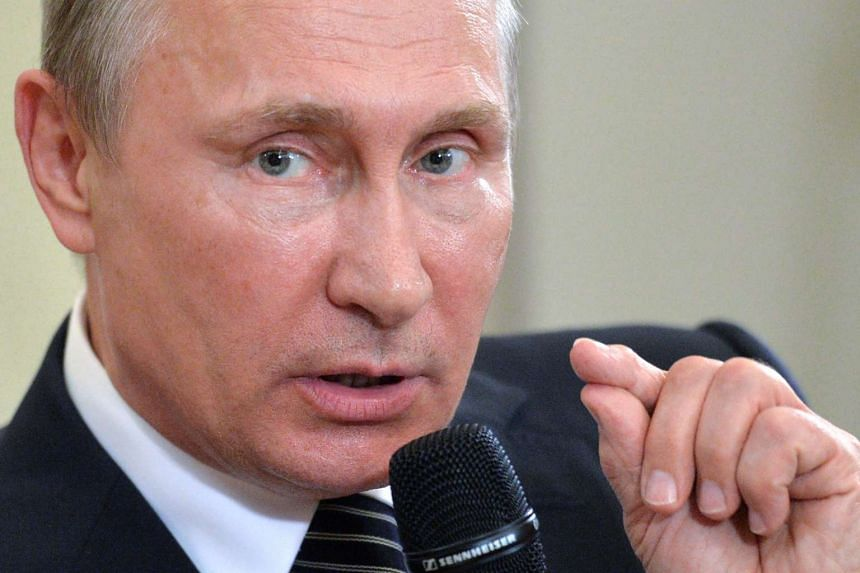 Putin is urging state entities and local companies to go domestic amid concerns over security and reliability.