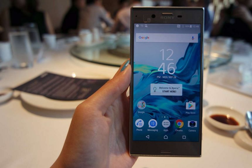 The Sony Xperia XZ is Sony's first high-end X-series phone.