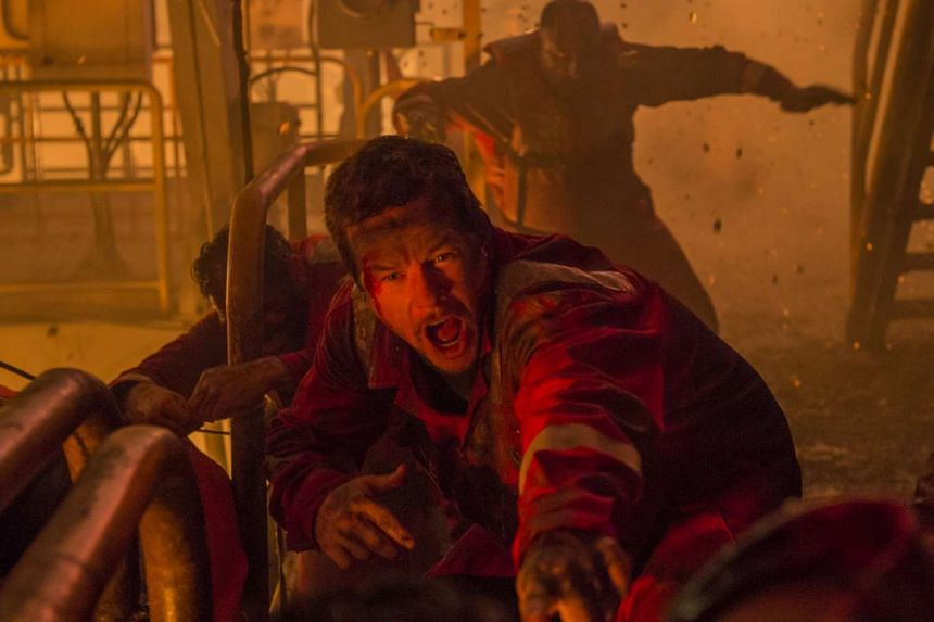 Mark Wahlberg plays chief electronics technician Mike Williams in Deepwater Horizon.