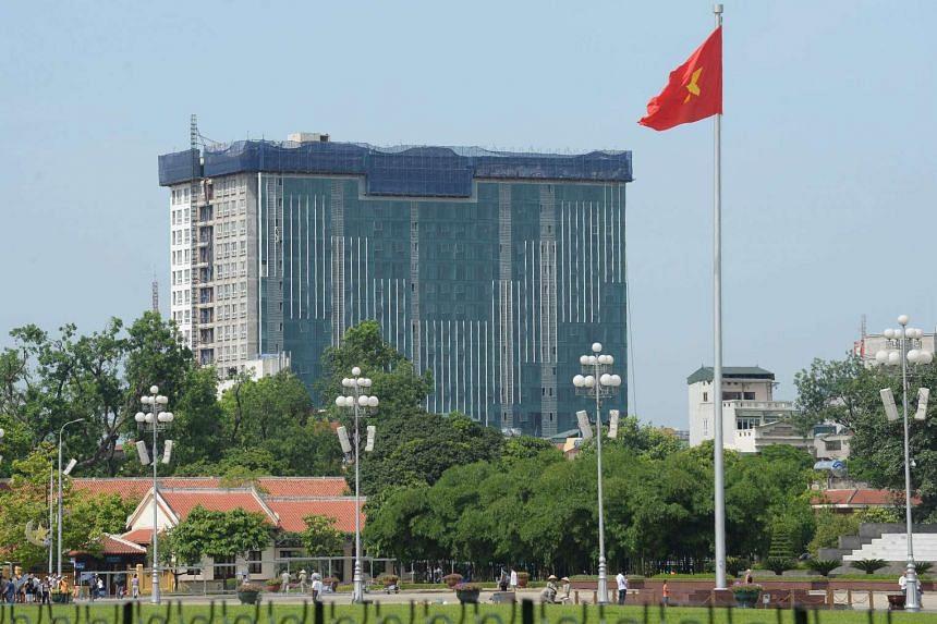 Vietnam's economy grew an annual 6.4 per cent in the third quarter.