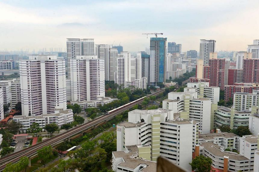 The property market was mostly muted in August, said consultancy JLL.