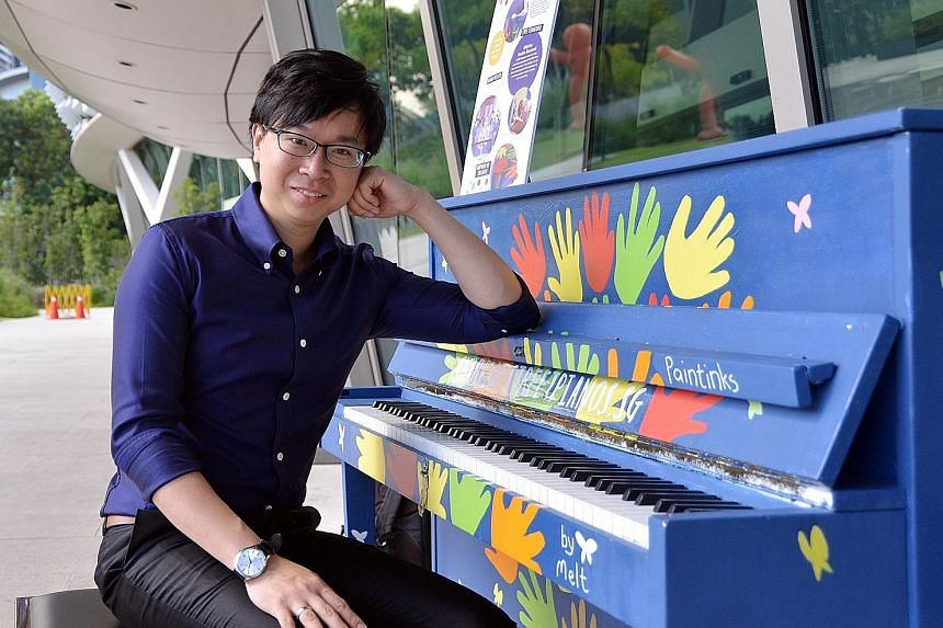 Wong Kah Chun was called at the last minute by the Kansai Philharmonic Orchestra to replace its ailing French music director tomorrow.