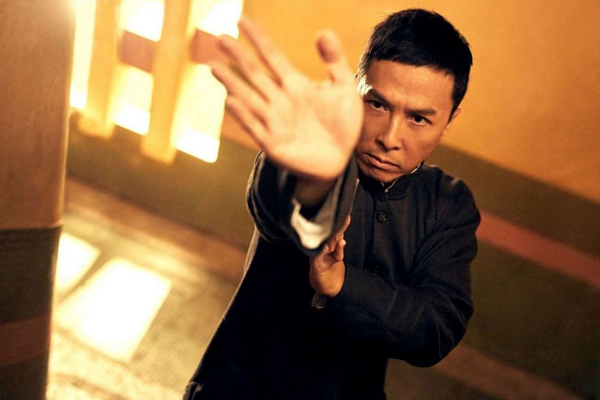 Donnie Yen announced that he will be making a fourth Ip Man movie.