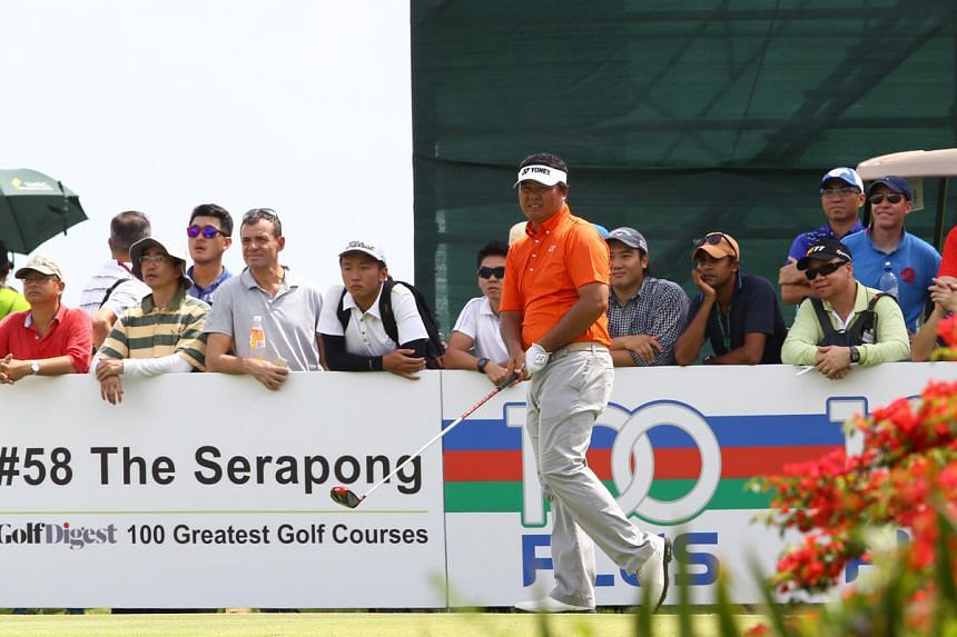 Singapore golfer Mardan Mamat carded an opening three-under 69 at the US$800,000 (S$1.1 million) Mercuries Taiwan Masters yesterday and sits just one shot off the lead.