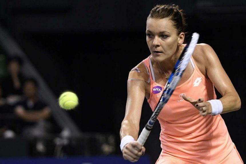 Radwanska has hopes of becoming No. 1.
