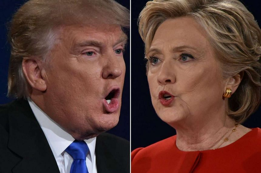 Celebrities have voiced their support for Donald Trump or Hillary Clinton.