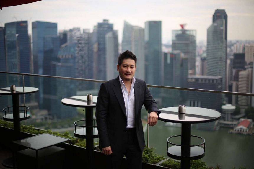 Mr Chatri Sityodtong, founder and chairman of One Championship.