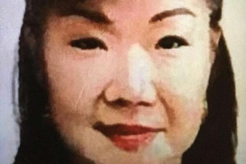 Ms Chen's body was found on July 2, but her identity remained a mystery for nine weeks.